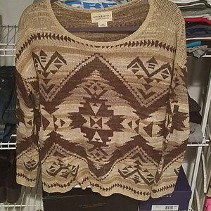 Ralph lauren denim and supply sweater
